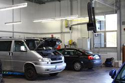 Leasingwagen und neue Autos nicht geeignet
