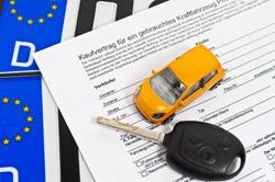 Kfz-Police wird beim Autoverkauf übertragen
