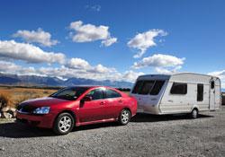 Touringwohnwagen Versicherung