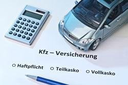Unterhaltskosten beim Auto