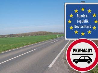 Bundestag stimmt Pkw-Maut zu