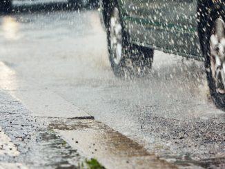 Vorsicht bei Unwettern - Das müssen Autofahrer beachten - Teil 1