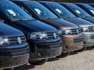 VW baut Händlernetz in Deutschland zurück